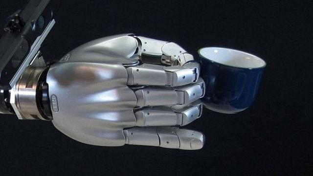 Робот-рука Boris