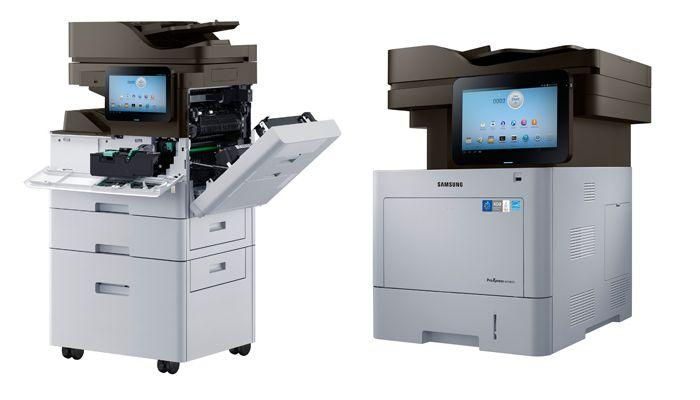 Samsung Android Printers