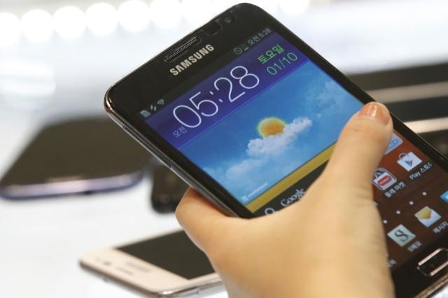 Фаблет Galaxy Note
