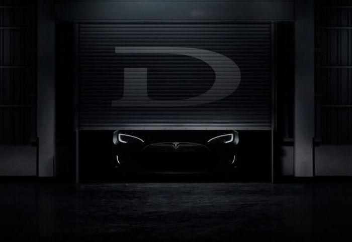 Tesla The D