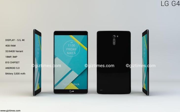 LG G4 концепт