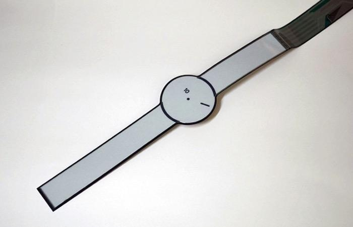 Sony e-Ink Watch