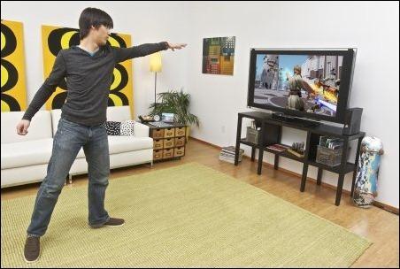 Storm Kinect