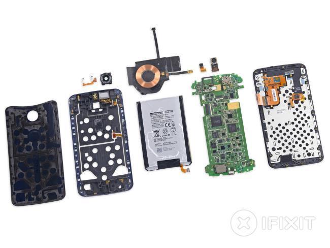 Google Nexus 6 iFixit
