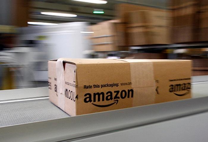 Amazon Post Office