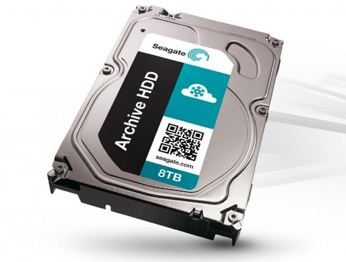 Seagate 8TB Archive HDD