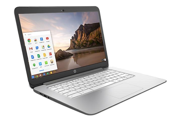 HP Chromebook Touch