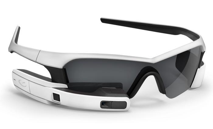 Intel и Luxottica умные очки