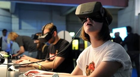 Oculus Rift - шлем виртуальной реальности