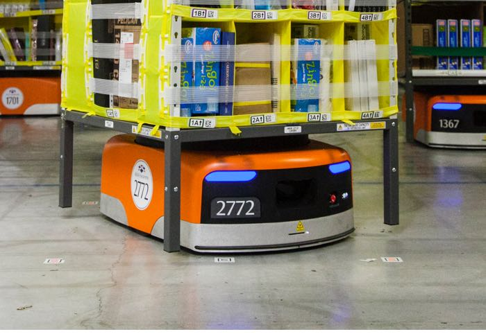 robots Amazon