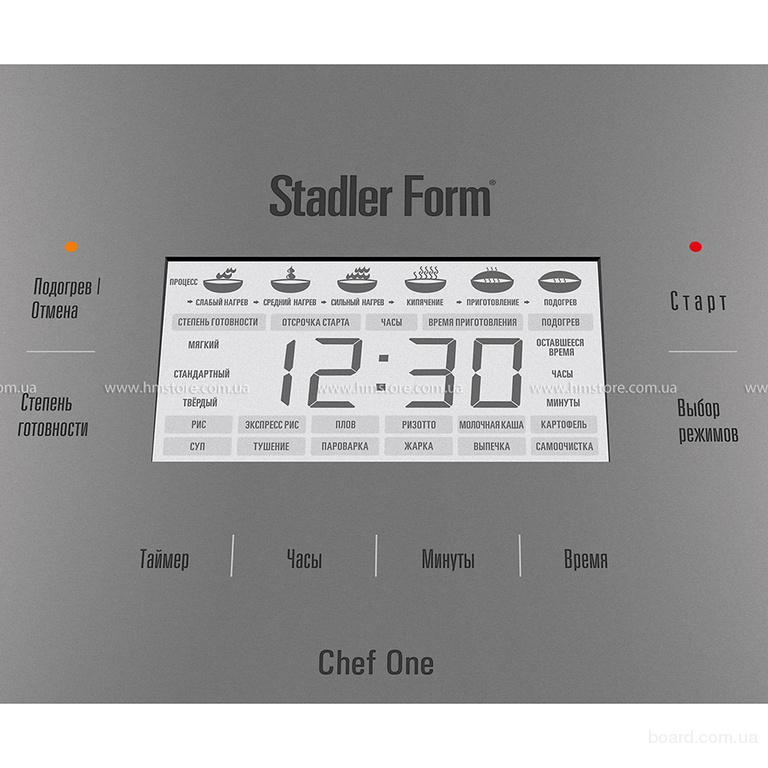 stadler form interface