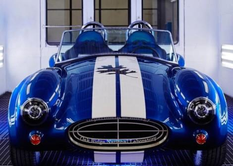 Shelby Cobra на 3D-принтере