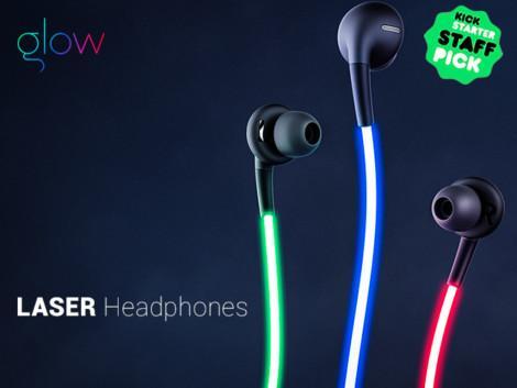 Glow Laser Headphones