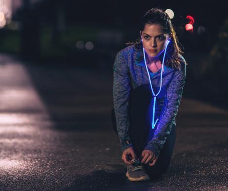 Glow Laser Headphones 2