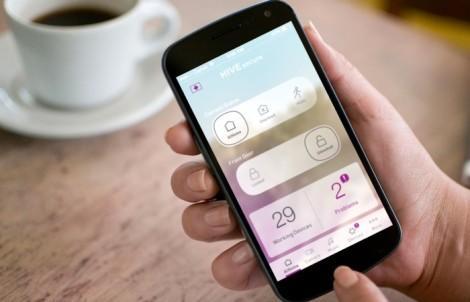 Приложение Hive для смартфона