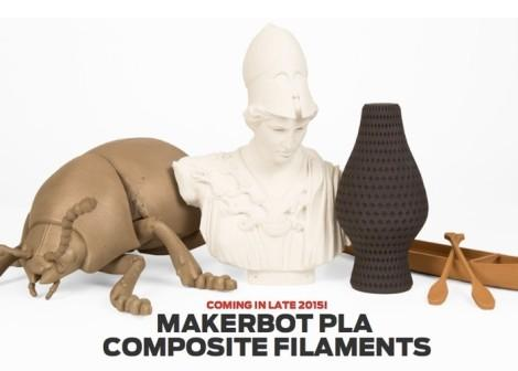 Makerbot-new-3D-Printing-filaments-CES-2015