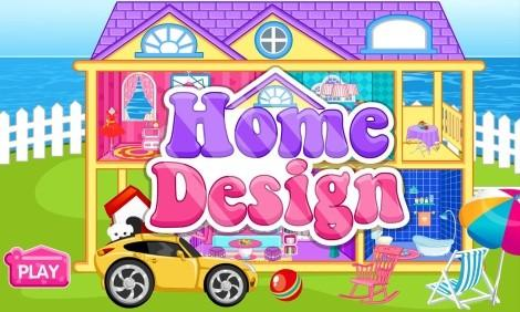Дизайн дома игра
