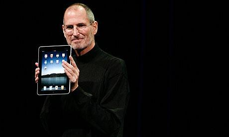 Apple iPad Jobs