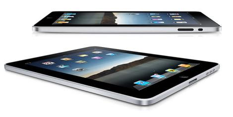 iPad первый