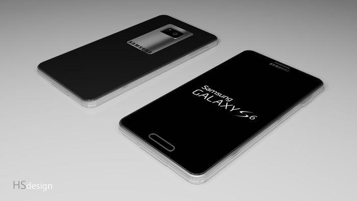 Galaxy S6 прототип