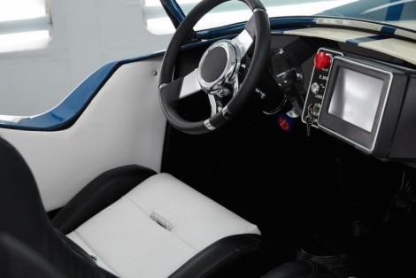 Интерьер Shelby Cobra