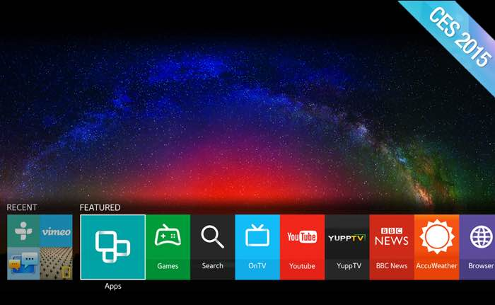 smart tv tizen
