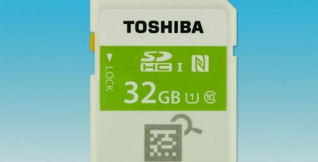 Toshiba FlashAir III Wireless SD