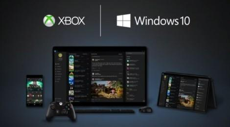 Windows 10 Xbox
