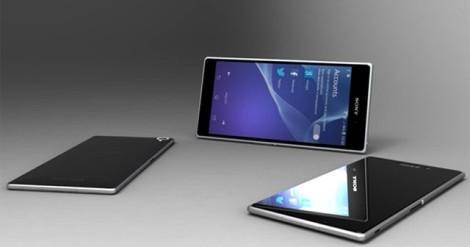 Sony Xperia Z4 концепт фото