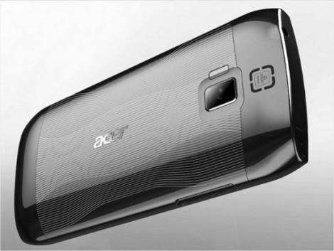 Acer концепт смартфона