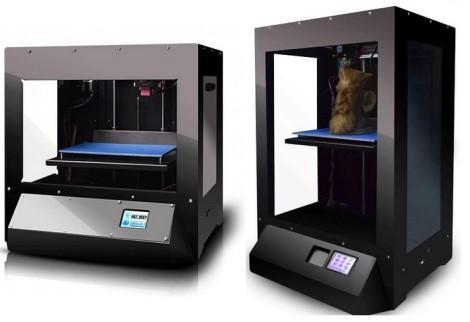 Hueway - два новых 3D-принтера
