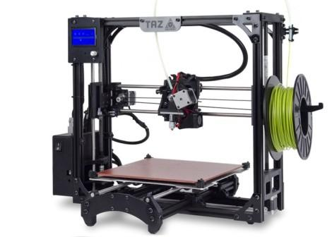 LulzBot-TAZ-5-3D-Printer