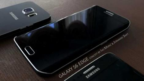 Samsung Galaxy S6 Edge от Ivo Maric и Jermaine Smith 3