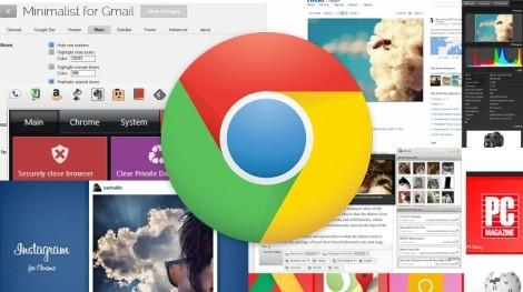 Расширения для Chrome