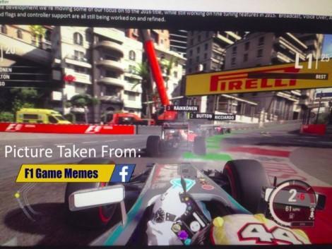 Скриншоты F1 2015