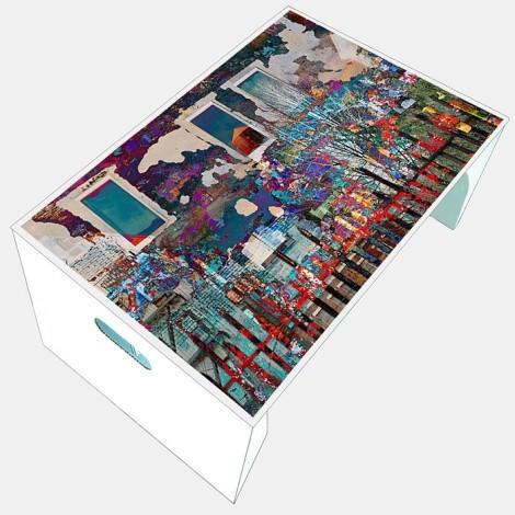 lapdeck столик-подставка под ноутбук