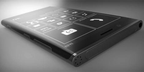 Концепт Lumia 999