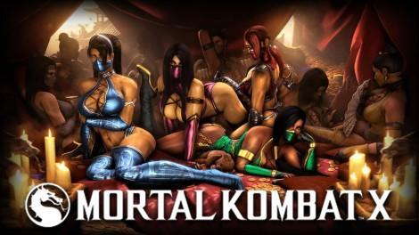 Женские персонажи Mortal Kombat X