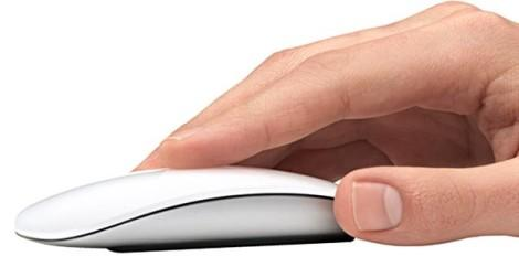 Magic Mouse touch id