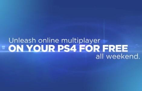 PlayStation 4 Multiplayer