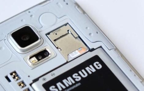 Аккумулятор в Galaxy S6