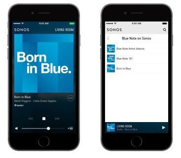 Приложение Sonos