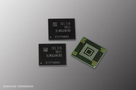 флэш-память на 128 ГБ