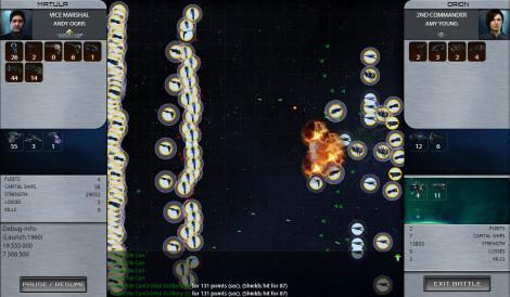 AD 2460 битва