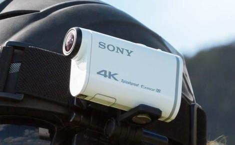 Sony FDR-X1000V 3