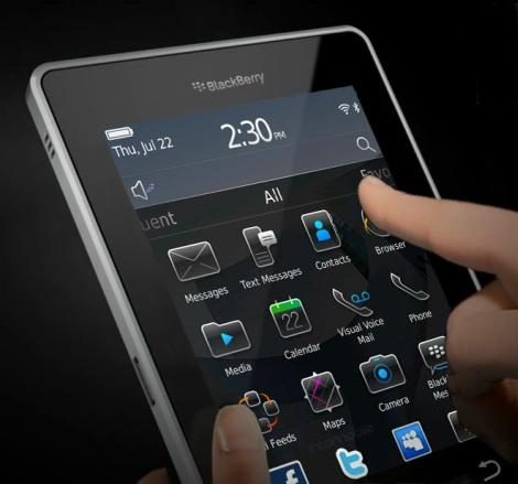 blackberry blackpad