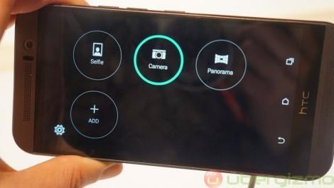 HTC One M9 камера