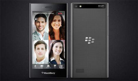 BlackBerry Leap фото