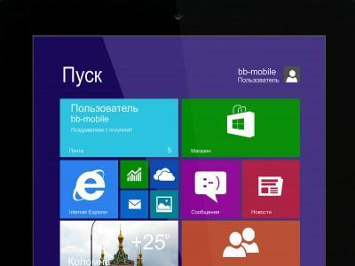 Techno W8.9 3G,
