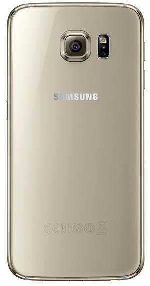 Задняя крышка Galaxy S6